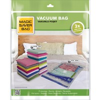 Magic Saver Bag 7'li Vakumlu Poşet Seti (2 L + 2 XL + 2 XXL + 1 JUMBO)