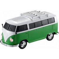 Sızmaz Ticaret Vosvos Minibus Modelli Bluetooth Usb Sd Fm Radyolu Müzik Çalar