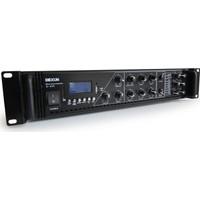 DEXUN D-450 250-450W/100V 4-16 Ohm 6 Bölge Amfi