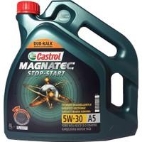 Castrol Magnatec A5 5W-30 4 lt ( Üretim Yılı: 2019)