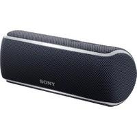Sony SRS-XB21B Işıklı IP67 Su Geçirmez Kablosuz Bluetooth Hoparlör Siyah