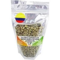 Tito Kolombiya Supremo Olam Dulima Arabica Çiğ Kahve Çekirdeği - 100 gr