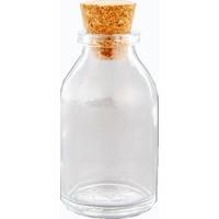 Lili Mantar Tıpalı Cam Şişe - 25 ml
