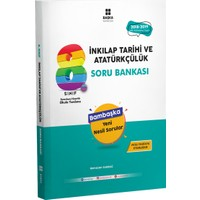 Başka Yayınları 8.Sınıf İnkılap Soru Bankası