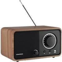 Grundig Tr 1200 Meşe Radyo