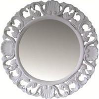 Giz Home Motifli Ayna White 29-001