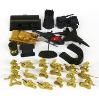Kette Asker Seti Çok Parçalı Mini Figürler
