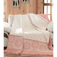Aksu Tek Kişilik Pamuklu Battaniye Sweety 150 x 200 cm