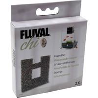 Fluval Chi Akvaryum Filtre Siyah Süngeri (2 Lü)