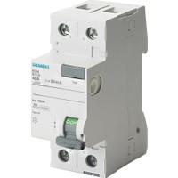 Siemens 5Sv4314-0 40A 30Ma 230V (Faz+Nötr) Kaçak Akım Koruma Rölesi