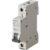 Siemens 5Sl6116-6Ya 1 Fazlı 16 Amper B Tipi (Çabuk Karakterli) 6Ka Otomatik Sigorta