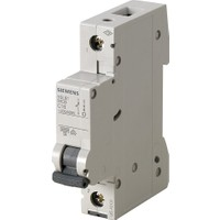 Siemens 5Sl6120-6Ya 1 Fazlı 20 Amper B Tipi (Çabuk Karakterli) 6Ka Otomatik Sigorta