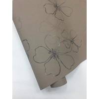 10206 Dekens Çiçek Desenli Duvar Kağıdı