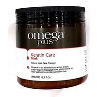 Omega Plus Keratin Maske 500 ml