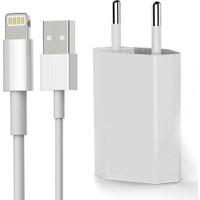 BN Apple iPhone Kablo + Adaptör Şarj Aleti Seti