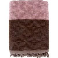 Fringe Towels Kadife Yatak Örtüsü 160 x 200cm