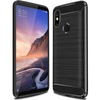 Case 4U Xiaomi Mi Max 3 Kılıf Darbeye Dayanıklı Room Arka Kapak - Siyah