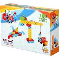 Matrax Oyuncak 100 Parça CRAZY® - K. Kutuda