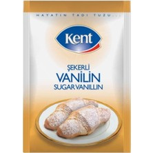 Kent Şekerli Vanilin 10 Lu 10'Lu Paket