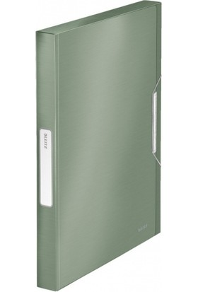 Leitz Style Kalın Lastikli Dosya Seramik Yeşili 39560053