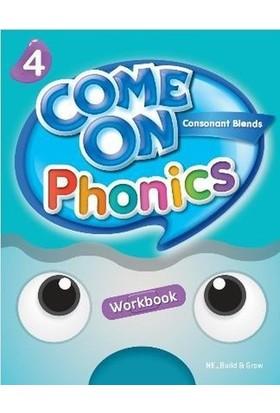 Come On, Phonics 4 Workbook - Lisa Young;Amy Gradin