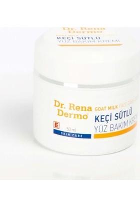 Dr. Rena Dermo Keçi Sütlü Yüz Bakım Kremi 50 ml