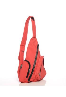 Pierre Cardin PC1215 Pear Çanta Kırmızı