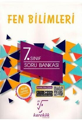 Karekök 7. Sınıf Matematik Soru Bankası-Yeni - Rıza Buğdayoğlu