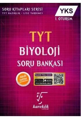 Karekök Yks Tyt Biyoloji Soru Bankası 1. Oturum Yeni - Bekir Kantepe - Murat Aydoğan