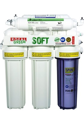 Royal Green Soft Su Arıtma Cihazı