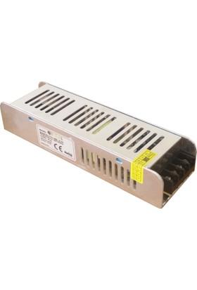 Amberled Modül Led | Şerit Led Trafosu - 16.5 Amper 12V 200 Watt Led Trafo