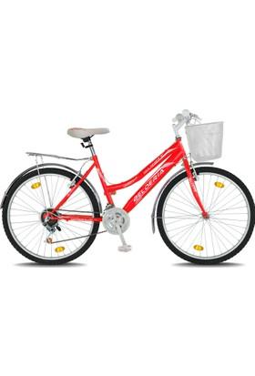 """Belderia 26"""" Sunny Kadın Şehir Bisikleti"""