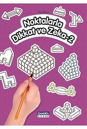İlkokul Noktalarla Dikkat ve Zeka - 2