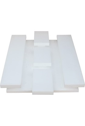 Propiyer Ledli Spotlu Tavan Göbeği - Kare 120 cm