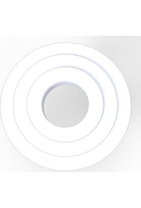 Propiyer Ledli Spotlu Tavan Göbeği - Yuvarlak 70 cm
