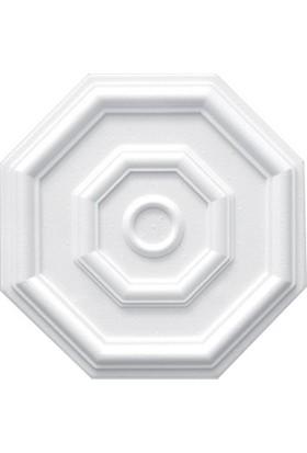 Propiyer Tavan Lamba Göbeği - Sekizgen 50 cm