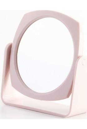 Madame Coco Çift Yüzlü Makyaj Aynası - Pudra