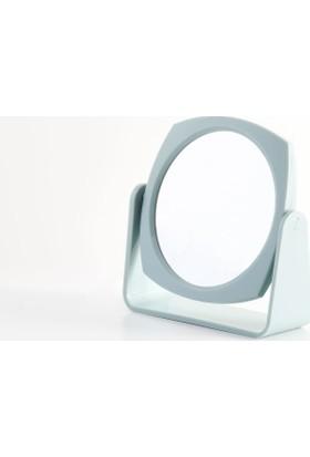 Madame Coco Çift Yüzlü Makyaj Aynası - Yeşil