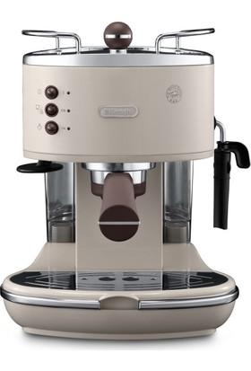 Delonghi ECOV311.BG Icona Vintage Serisi Espresso ve Cappuccino Makinesi