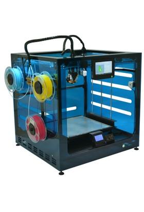 Toprak Renkli 3 Boyutlu Yazıcı 3DB9-Diamond (3D Printer)