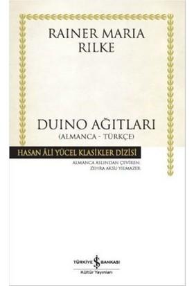Duino Ağıtları (K.Kapak) - Rainer Maria Rilke