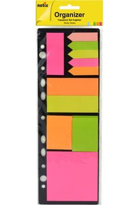 Notix Organizer 1 Neon