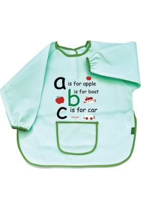 BabyJem Faaliyet Önlüğü Kollu / Yeşil