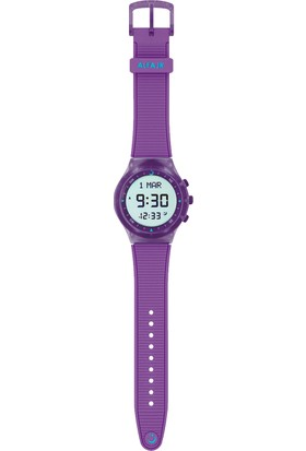 Alfajr Wy-16_Purple Unisex Kol Saati