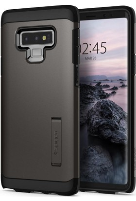Spigen Samsung Galaxy Note 9 Kılıf Tough Armor Gunmetal - 599CS24576
