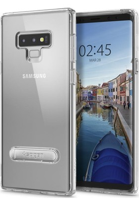 Spigen Samsung Galaxy Note 9 Kılıf Ultra Hybrid S Crystal Clear - 599CS24586