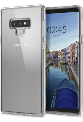 Spigen Samsung Galaxy Note 9 Kılıf Ultra Hybrid Crystal Clear - 599CS24573