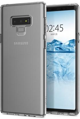 Spigen Samsung Galaxy Note 9 Kılıf Liquid Crystal 4 Tarafı Koruma - 599CS24569