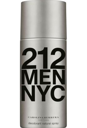 Carolina Herrera 212 Men Erkek Deodorant 150 ml