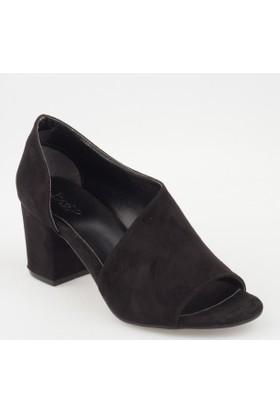 Düzgün Kadın Topuklu Ayakkabı